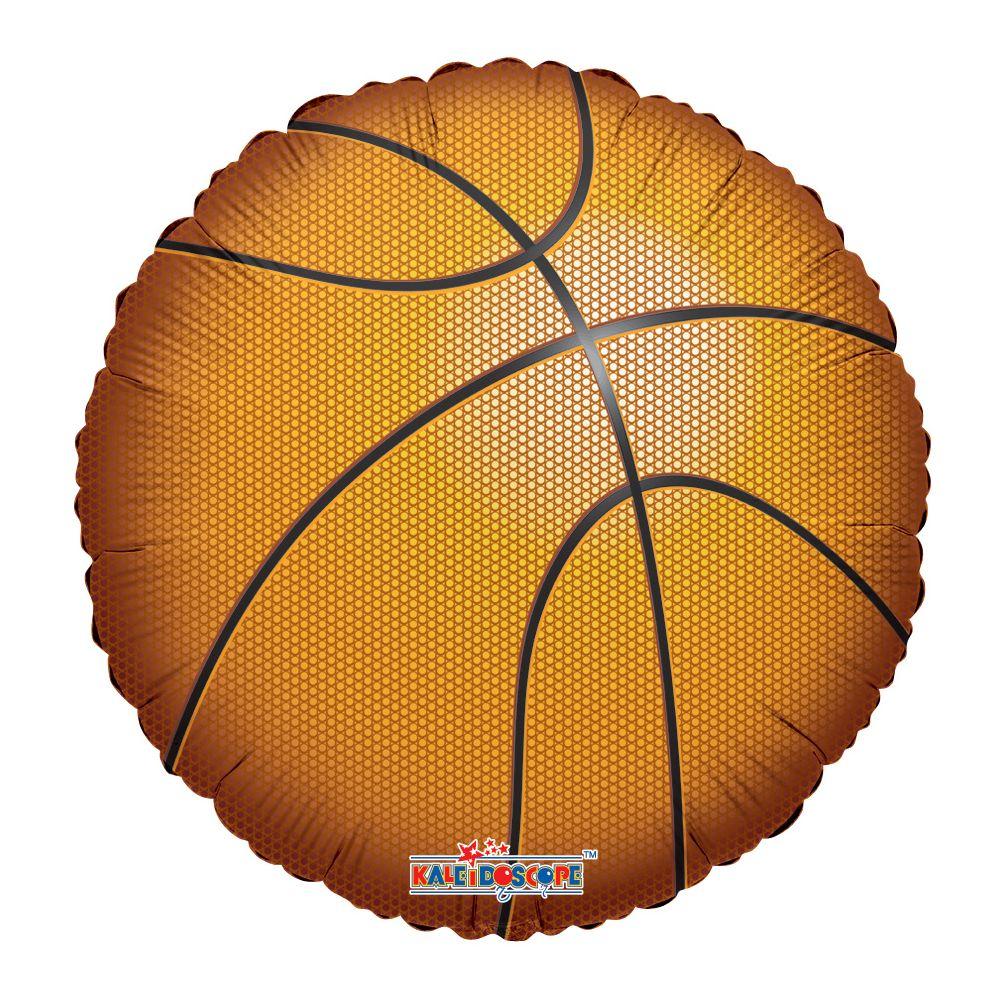 "125 Units of 2-side ""basketball"" Balloon"