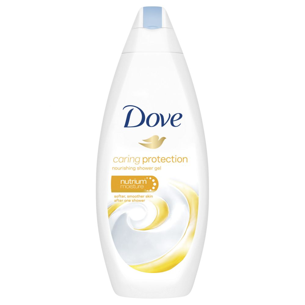 24 Units of Dove wash caring Protection 500ml/