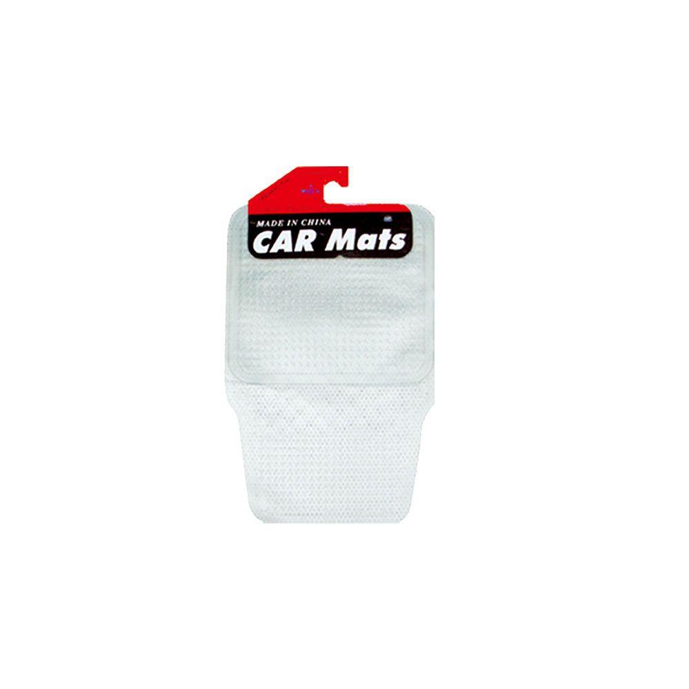 12 Units of 4 Piece transparent car mat - Auto Sunshades and Mats