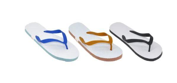 120 Units of Men's Basic Flip Flops