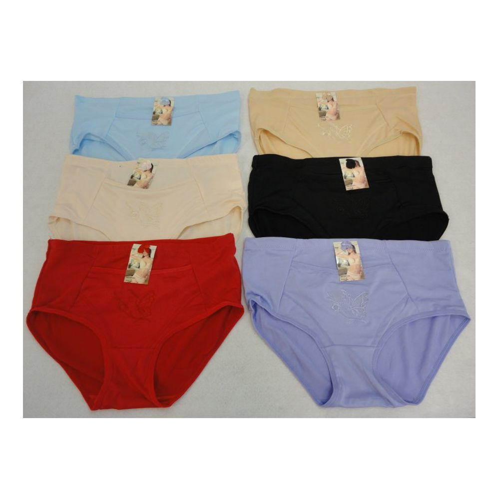 144 Units of Ladies Briefs [Front Pocket]