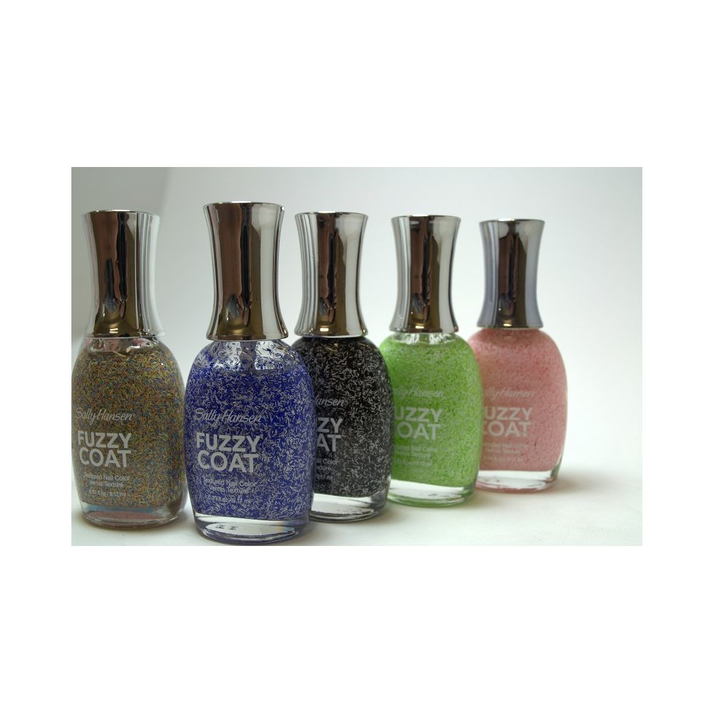 100 Units of Sally Hansen Fuzzy Coat Nail Polish - Nail Polish - at ...