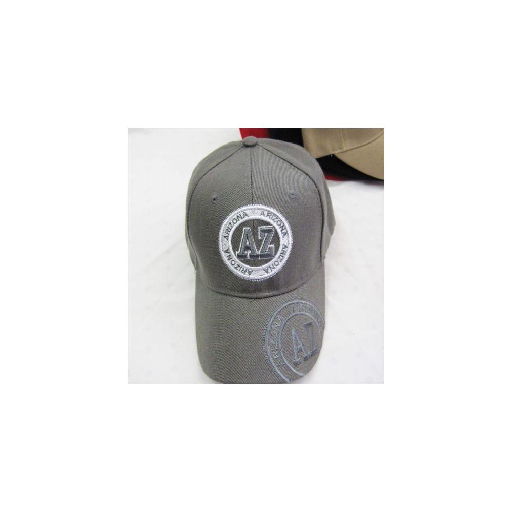 48 Units of ARIZONA BALL CAPS ASSORTED - Baseball Caps/Snap Backs