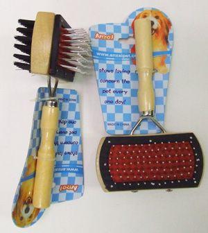 72 Units of Dog Grooming Brush - Pet Grooming Supplies