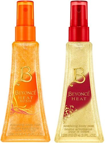 50 Units Of Beyonce Assorted Heat Sparkling Body Mist 42oz Bath