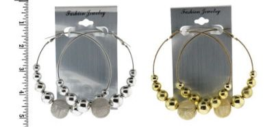 48 units of silver tone and gold tone 3 inch diameter for Paparazzi jewelry wholesale prices