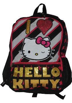 6 Units Of O Kitty Large Laptop Backpack Backpacks