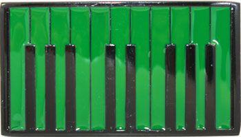 24 Units of Piano Belt Buckle - Belt Buckles