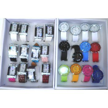 36 Units of LADIES WATCHES - Women Metal Watches