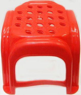 50 Units of 24.5cm Plastic Stool - Home Accessories
