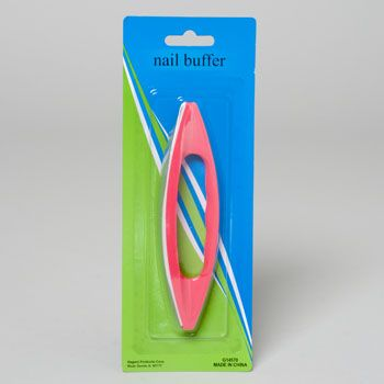96 Units of Nail Buffer W/grip Handle For High Shine - Nail Care