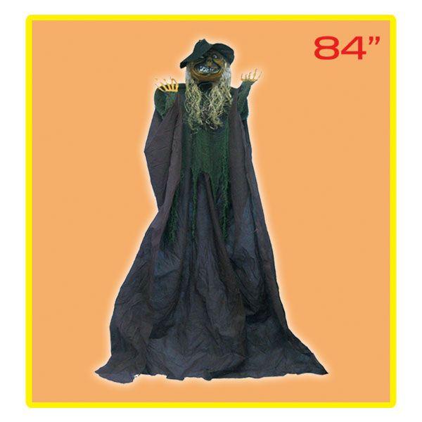 "12 Units of 84""hanging pumpkin man"