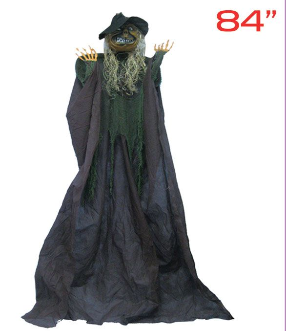 """12 Units of 72"""" Hanging witch"""