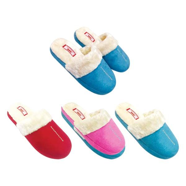 36 Units of Lady's winter slippers size 5-10