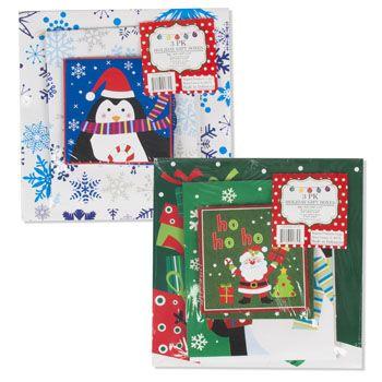 48 Units of Gift Box - X-MAS
