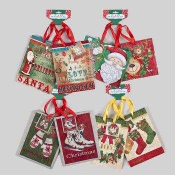 Christmas Gift Bags Bulk.96 Units Of Gift Bag Christmas Gift Bags And Boxes