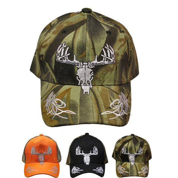 70bd587d 24 Units of Deer Hunting Baseball Cap - Hunting Caps