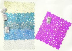 24 Units of Protective Sink Mat 11.5in x 11.5in