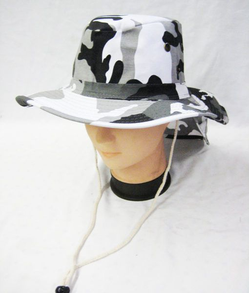 eb6e3836 24 Units of Men's Cowboy Sun Hat, Summer Beach Bucket Hat For Hunting  Fishing Safari Cap boonie In Gray - Cowboy & Boonie Hat - at -  alltimetrading.com