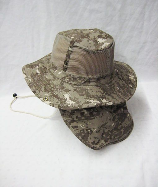 24 Units of Men Bucket Hat With String Outdoor Fishing Hunting Hat Fisherman  Boonie Cap In Khaki Dig - Cowboy   Boonie Hat - at - alltimetrading.com b9829758045