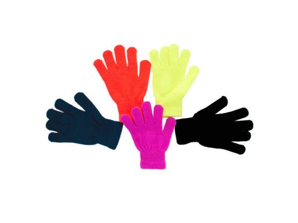 72 Units of Winter Gear Magic Gloves - Magic Acrylic Gloves