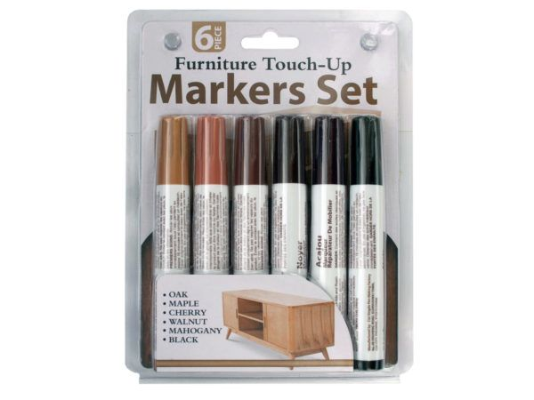 18 Units of Furniture Touch-Up Markers Set - MARKERS/HIGHLIGHTERS
