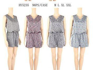 cfa5c4e0b28 48 Units of Womens Fashion Summer Romper In Assorted Sizes - Womens ...
