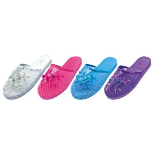28f594f314c69 72 Units of Chinese Slippers Mix Color - Women s Slippers - at -  alltimetrading.com
