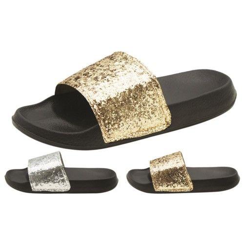 3716025996c2 36 Units of Eva Women Glittery slippers - Women s Sandals - at -  alltimetrading.com