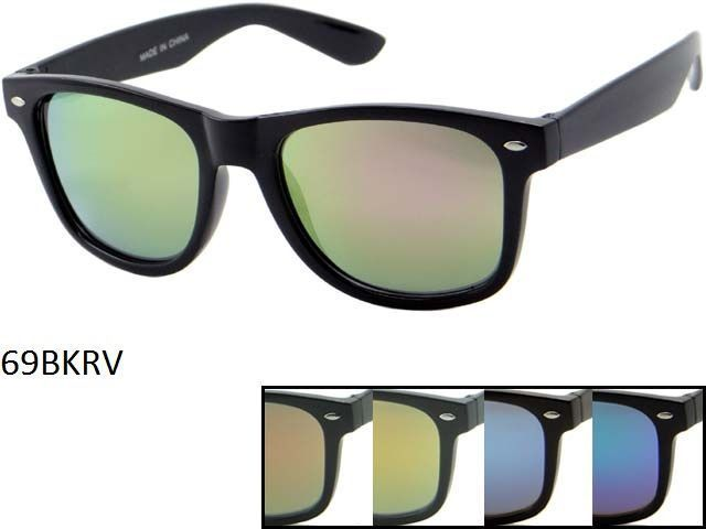 1297c00e 60 Units of Plastic Retro Sunlasses Assorted Colors - Sun Hats - at ...