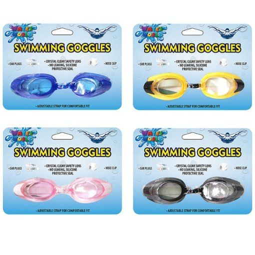 a83383ebeef 24 Units of Water World Swimming Goggles - Summer Toys - at -  alltimetrading.com
