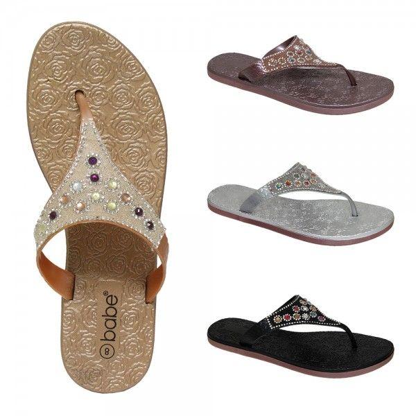 3a194d95ad58 40 Units of Women s Rhinestone Sandals - Women s Flip Flops - at -  alltimetrading.com