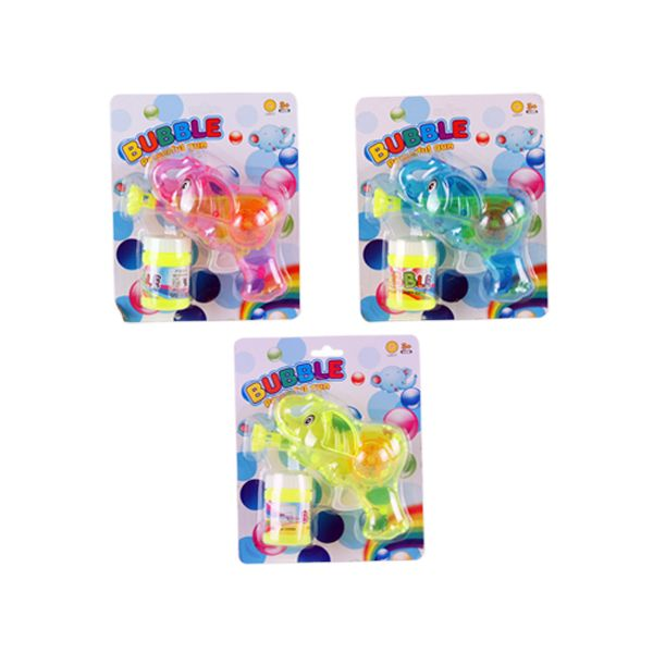 48 Units of Bubble Gun w/ 1 Refill - Summer Toys