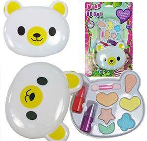 24 Units of Teddy Bear Makeup Sets - Cosmetics
