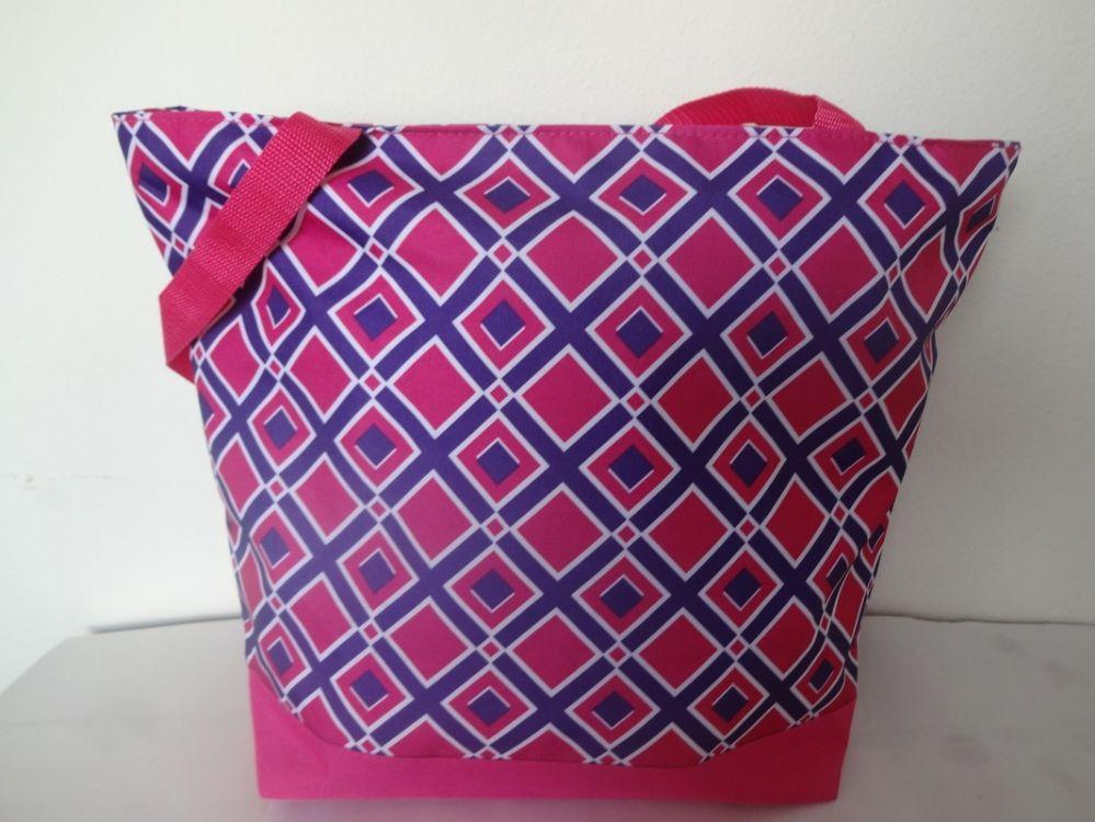 48 Units of LARGE TOTE BAGS - Tote Bags & Slings