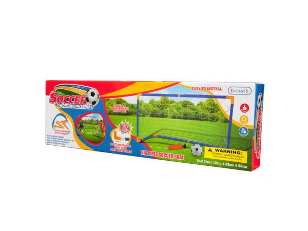 6 Units of Kids' Soccer Game Set - SUMMER TOYS