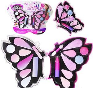 96 Units of Beauty Dream Girl Butterfly Makeup Sets - Cosmetics