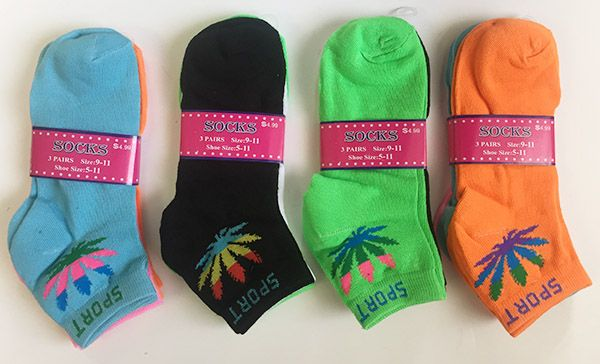 """72 Units of Woman """"SPORT""""short socks/color assorted - Womens Ankle Sock"""