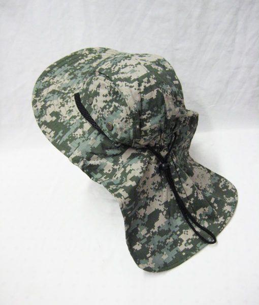 40acf1b2 24 Units of Men's Cowboy Sun Hat, Summer Beach Bucket Hat For Hunting  Fishing Safari Cap Boonie In Digital Green - Cowboy & Boonie Hat - at ...