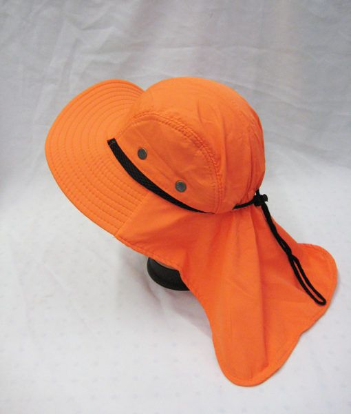 36 Units of Mens Boonie Hiker  Fisher Hat In Orange - Cowboy   Boonie Hat -  at - alltimetrading.com 0078abc071b