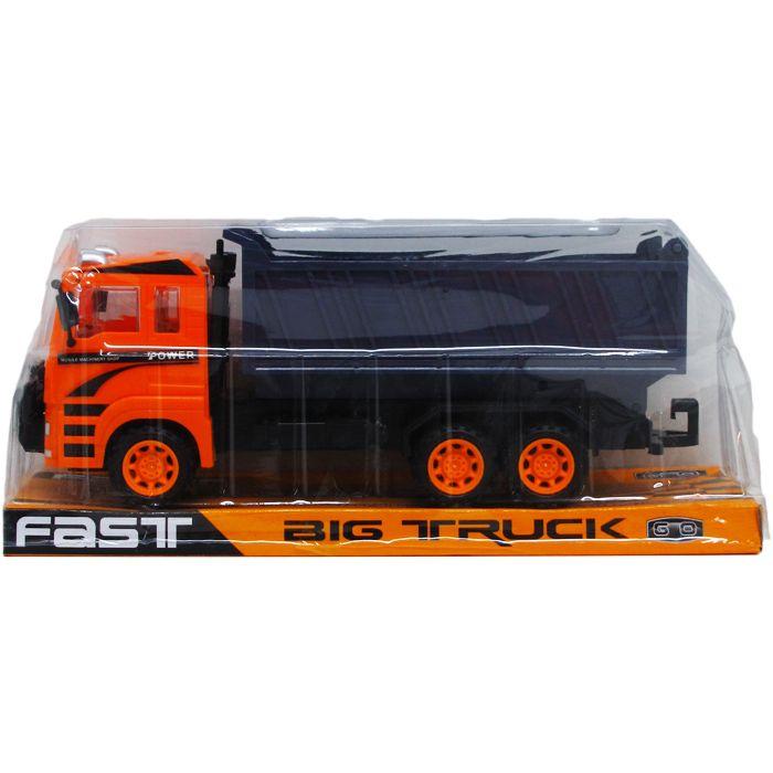 12 units of 12 f f dump truck on platform w blister cover cars