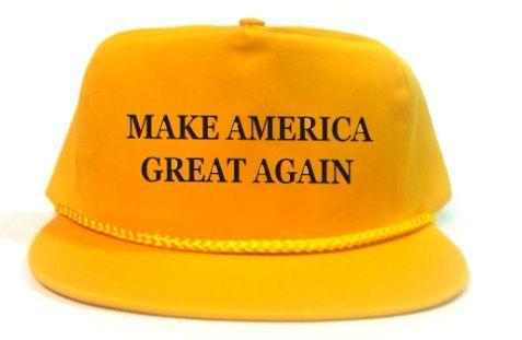 7056c1bfc2025 24 Units of Make America Great Again Golf Hat - Gold - Baseball Caps ...