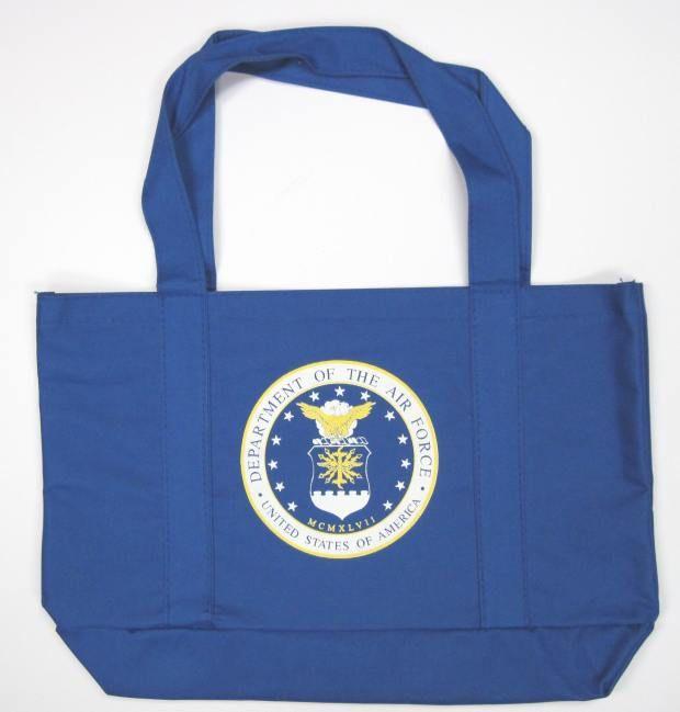 12 Units of Air Force Tote Bag - Tote Bags & Slings