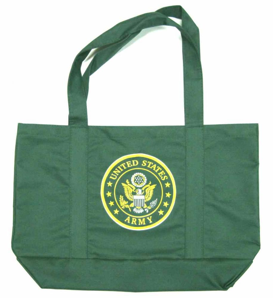 12 Units of Army Tote Bag - Tote Bags & Slings