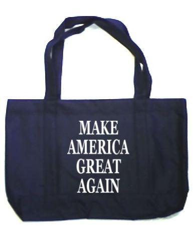 12 Units of Make America Great Again Tote Bags - Tote Bags & Slings