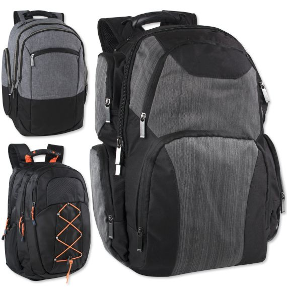 62b6085054b5 10 Units of 20 Inch Renegade Backpack With Padded Laptop Section - Backpacks  18