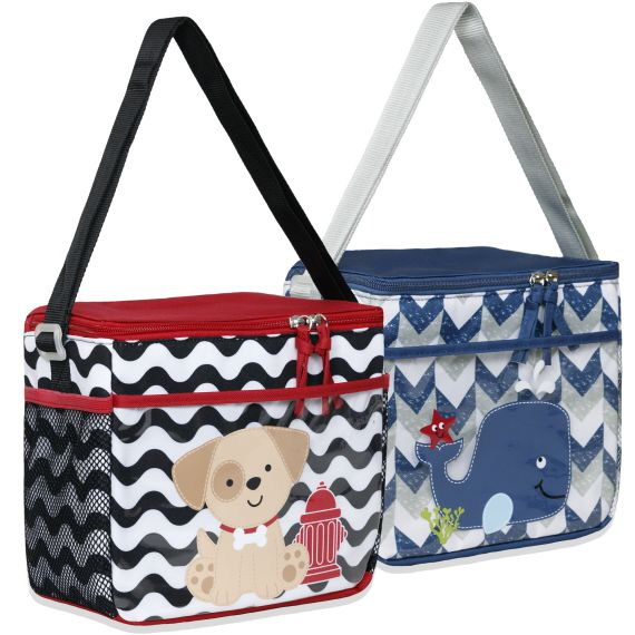 48 Units Of Character Diaper Bag Boys Baby