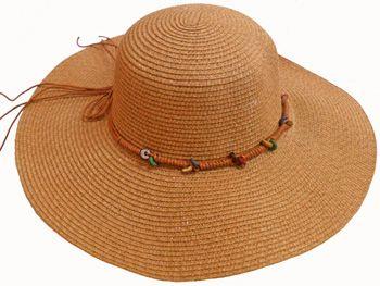 eafa073742c64 24 Units of Ladies  Hat With Tie - Sun Hats - at - alltimetrading.com