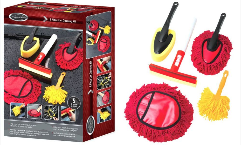Units Of Car Cleaning Set Piece Auto Cleaning Supplies At - Show car cleaning products