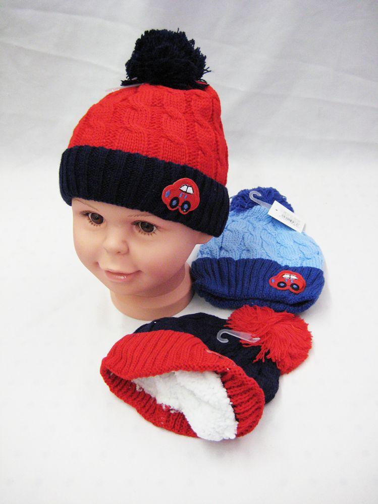 55b53ba8160d64 36 Units of BABYS WARM WINTER BEANIE CAR HAT - Junior / Kids Winter Hats -  at - alltimetrading.com